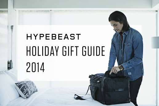 HYPEBEAST Holiday Gift Guide 2014