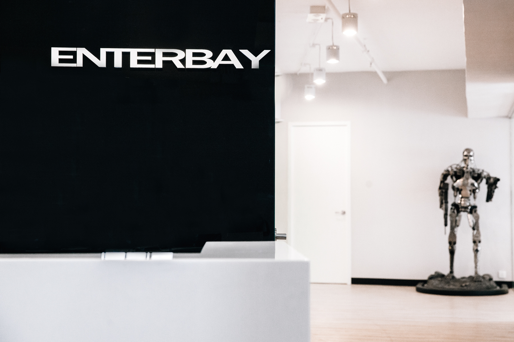 HYPEBEAST Spaces: ENTERBAY Headquaters