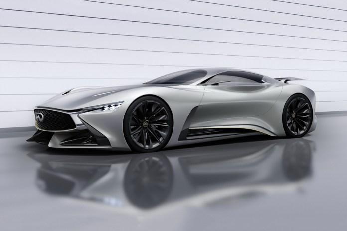 Infiniti Unveils Concept Vision Gran Turismo: Virtual Supercar for Gran Turismo 6