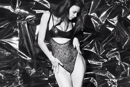 Irina Shayk Stars in LOVE Magazine's 2014 Video Advent Calendar
