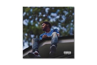 J. Cole – 2014 Forest Hills Drive (Album Stream)
