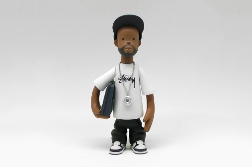 Stussy x Pay Jay  Productions J Dilla Toy