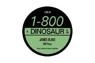 James Blake - 200 Press (EP)