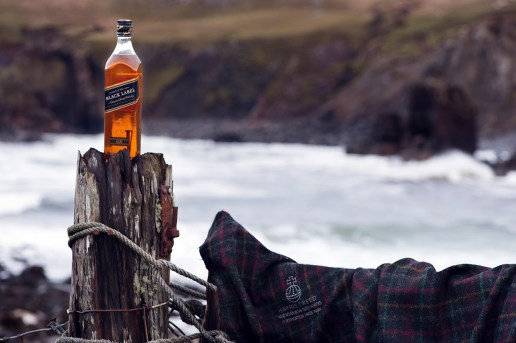 Harris Tweed Hebrides Makes a Jacket That Smells Like Johnnie Walker Black Label