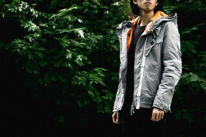 JohnUNDERCOVER 2014 Fall/Winter JUN4206 Jacket