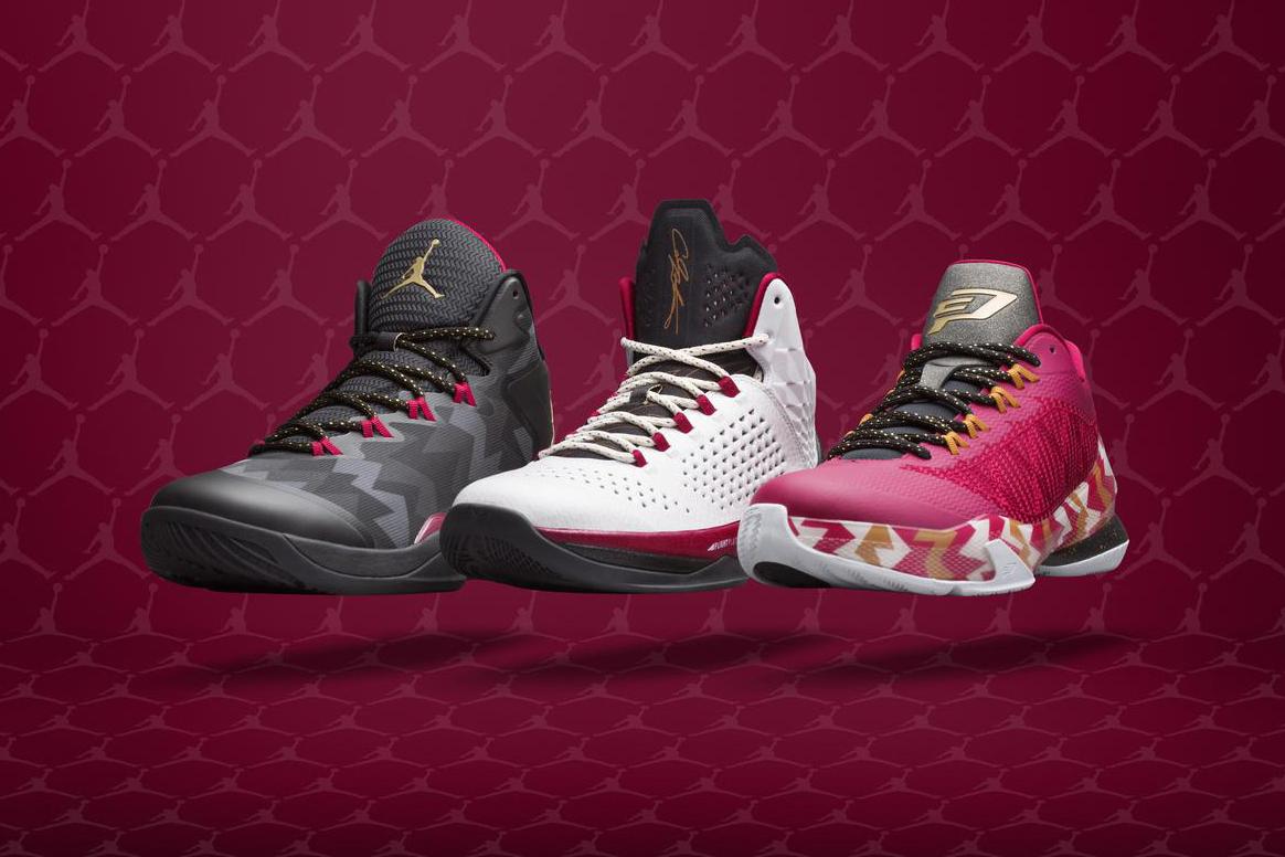 Jordan Brand 2014 Christmas Collection