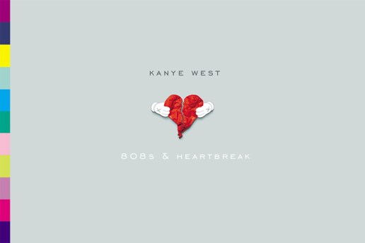 "Kanye West's 808s & Heartbreak Makes Rolling Stone's ""Most Groundbreaking Albums"" List"