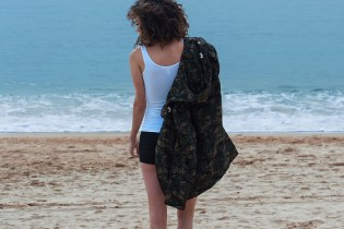 "Kazuki Kuraishi for CLOT 2014 Holiday ""OMACCAMO"" Lookbook"