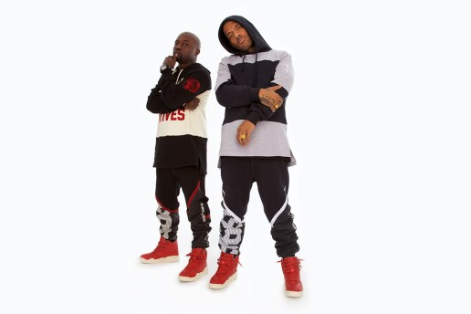 "KITH 2014 Holiday ""New York Natives"" Lookbook featuring Mobb Deep"