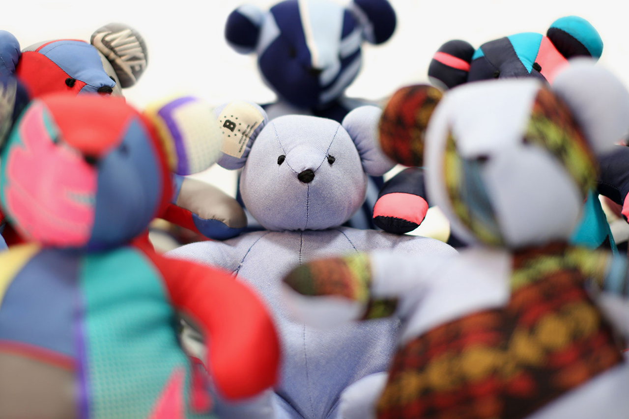 Bodega x kumanokoido Teddy Bears