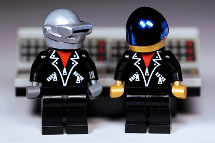 LEGO to Potentially Create Daft Punk Pieces