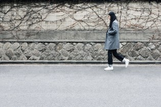 "LIFUL 2014 Fall/Winter ""MINIMAL DAY: WINTER"" Editorial"