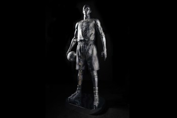 "Limited Edt x Jahan Loh ""Full Metal Twenty Three"" Life Size Sculpture"