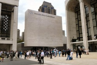 Lincoln Center Will No Longer Host New York Fashion Week