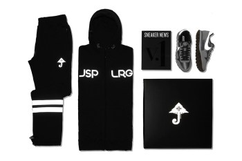 LRG Partners with Jimmy Sweatpants for #SweatsuitDecember Collection