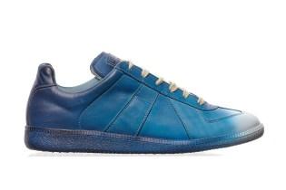 Maison Martin Margiela Airbrush Blue Replica Sneaker