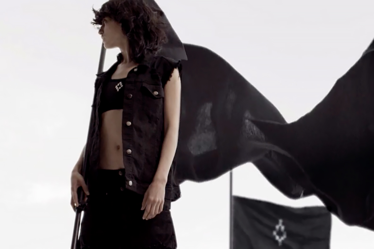 Marcelo Burlon County of Milan 2015 Spring/Summer Womenswear Video Lookbook
