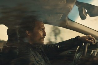 Matthew McConaughey Returns for Lincoln MKZ Commercials