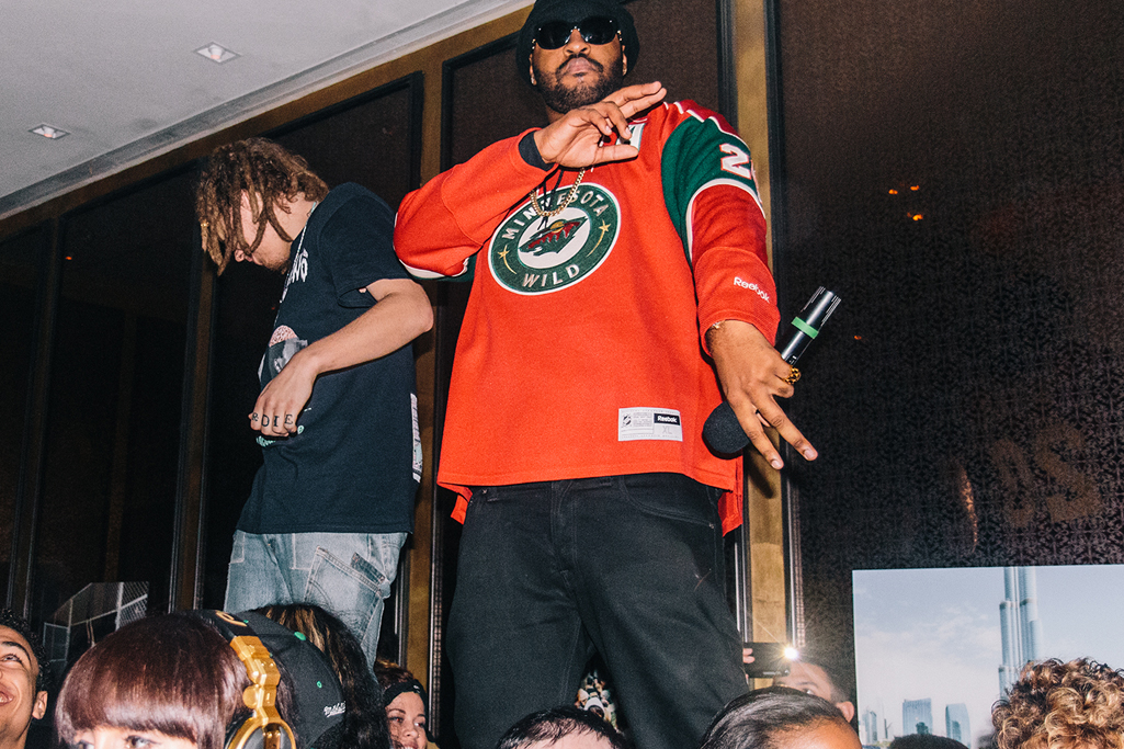 Mike WiLL Made-It Hosts the HYPEBEAST x Green Label Art Basel Party
