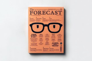 "Monocle Magazine Releases Its Annual ""The Forecast"" Issue"