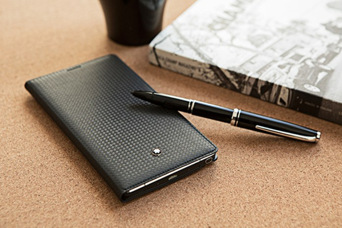 Montblanc and the Samsung Note 4 Redefine the Digital Writing Experience