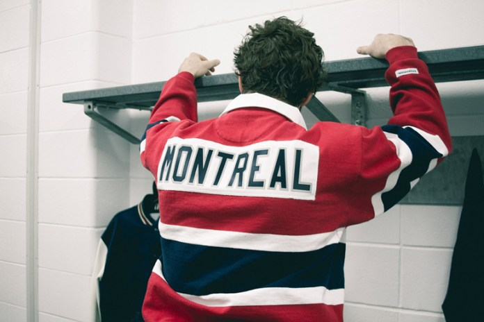 Montréal Canadiens x Off The Hook 2014 Capsule Collection