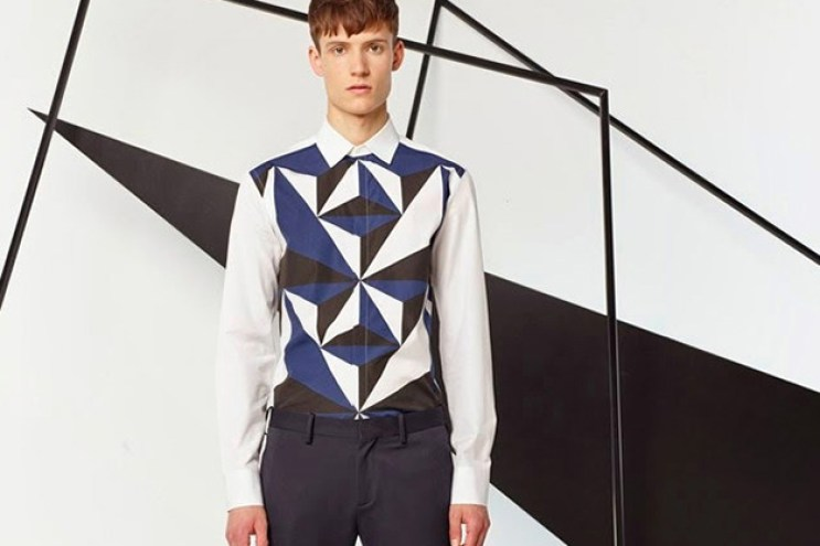 Neil Barrett 2015 Pre-Spring/Summer Lookbook