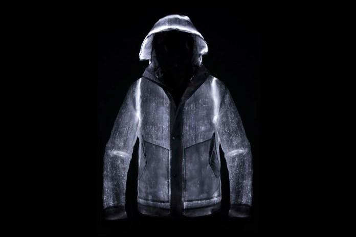Nemen Unveils the L.E.D. Reflective Jacket
