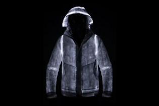 Nemen Unveils the L.E.D. Reflective Jacket