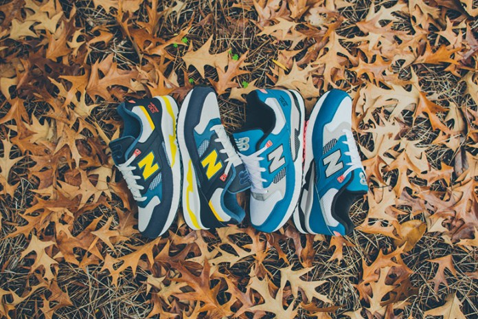 """New Balance M530 """"'90s Running"""" Collection"""