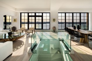 A Look Inside the Sky Garage Penthouse in New York City