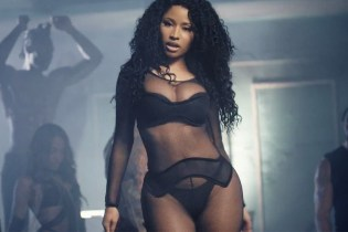 """Nicki Minaj featuring Drake, Lil Wayne & Chris Brown """"Only"""" Music Video"""