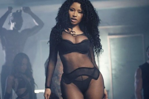 "Nicki Minaj featuring Drake, Lil Wayne & Chris Brown ""Only"" Music Video"