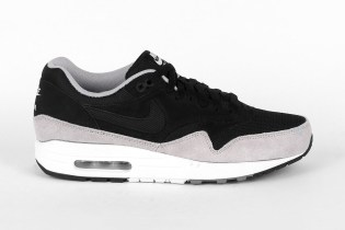 Nike Air Max 1 Essential Black/Flat Silver