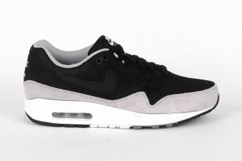 Nike Air Max 1 Essential Black/Flat Silver