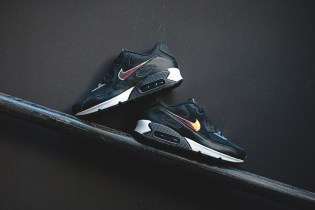 Nike Air Max 90 PRM Black/Ivory