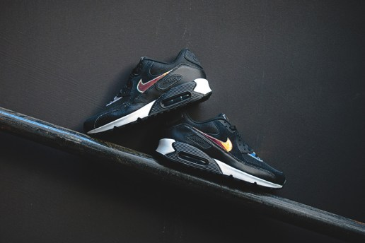 Nike Air Max 90 PRM Black/Ivory