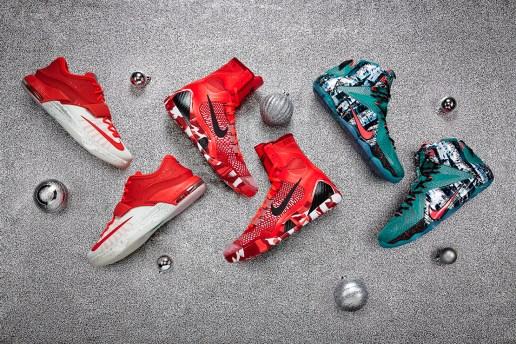 Nike Basketball 2014 Christmas Collection