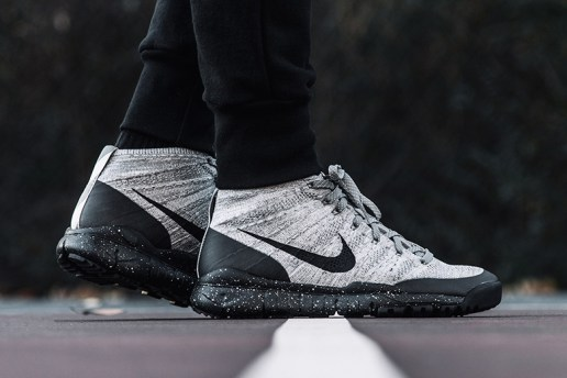 "Nike Flyknit Trainer Chukka FSB ""Light Charcoal"""