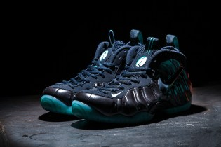 "Nike Air Foamposite Pro ""Aqua"" Preview"