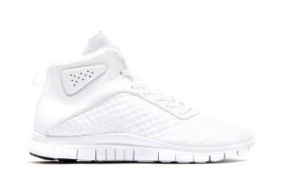 """Nike Free Hypervenom Mid """"Triple White"""""""