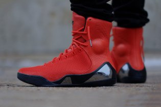 "Nike Kobe 9 EXT KRM ""Challenge Red"""