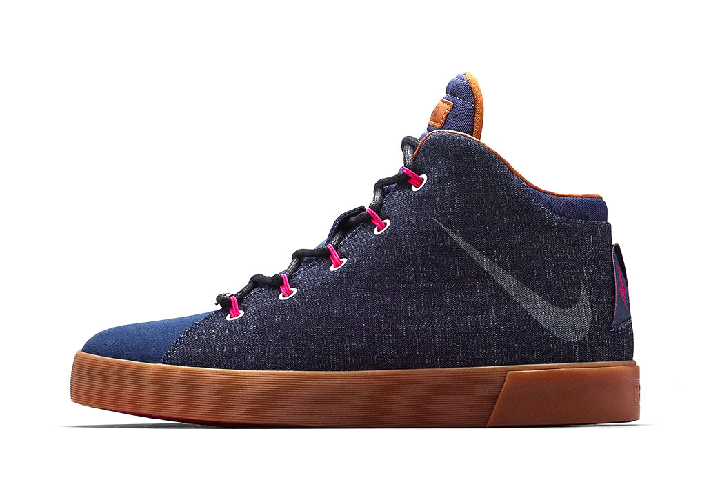 "Nike LeBron 12 Lifestyle ""Denim"""