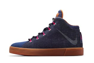 "Nike LeBron 12 Lifestyle ""Denim"""