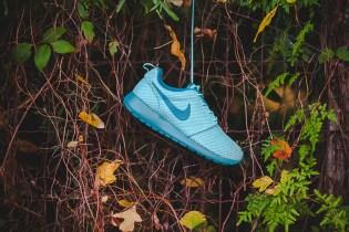 """Nike Roshe Run """"Bleached Turquoise"""""""