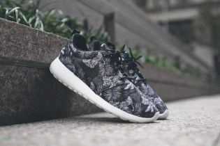 "Nike Roshe Run ""Greyscale Palm"""