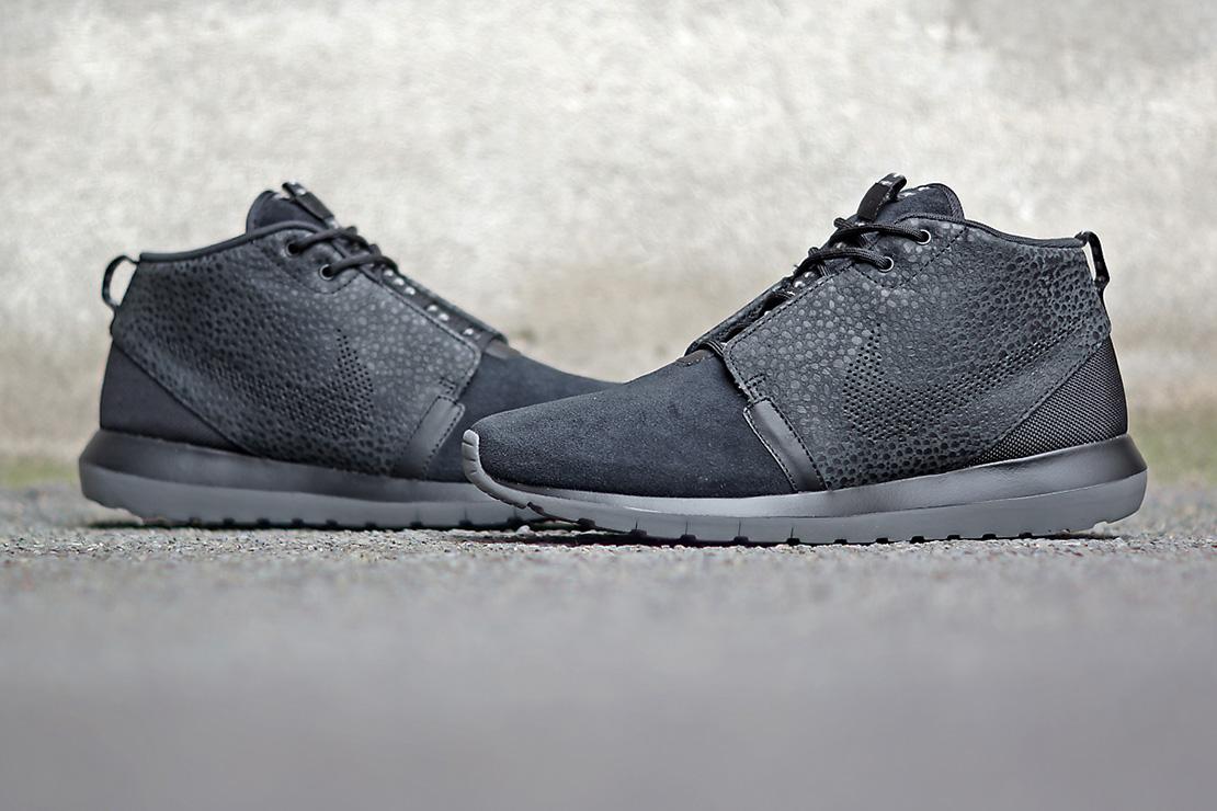 """Nike Roshe Run NM Sneakerboot """"Safari"""""""