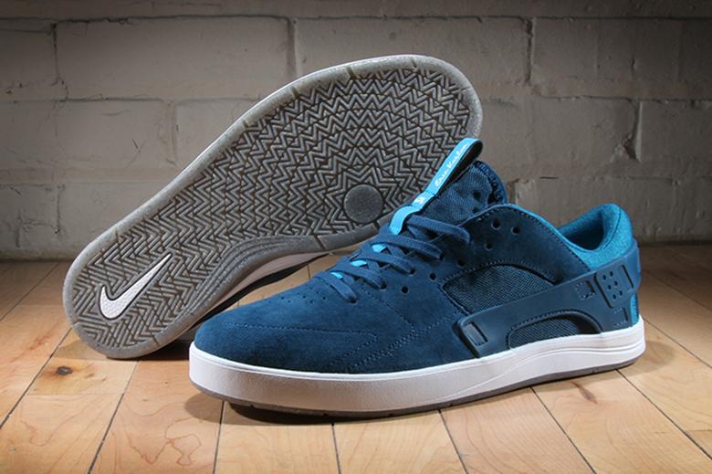 """Nike SB Eric Koston Huarache """"Blue Force"""""""