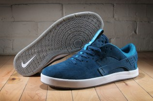"Nike SB Eric Koston Huarache ""Blue Force"""