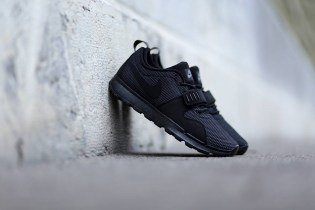 Nike SB Trainerendor Black/Black-Dark Grey